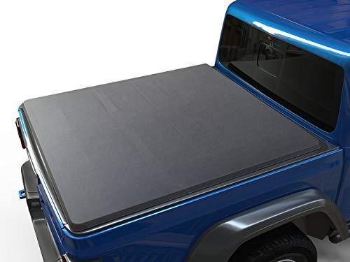 VANGUARD Tonneau Cover Compatible with 09-18 Dodge...