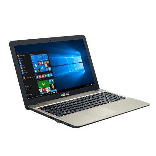 """ASUS VivoBook Max X541UA-GQ622T 2.50GHz i5-7200U Intel® Core™ i5 di settima generazione 15.6"""" 1366 x 768Pixel Nero, Cioccolato Computer portatile"""