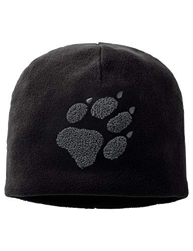 Jack Wolfskin PAW HAT Fleecemütze, black, ONE SIZE (55-59CM)