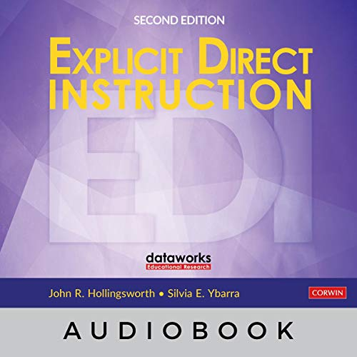 Explicit Direct Instruction (EDI): The Power of the Well-Crafted, Well-Taught Lesson audiobook cover art