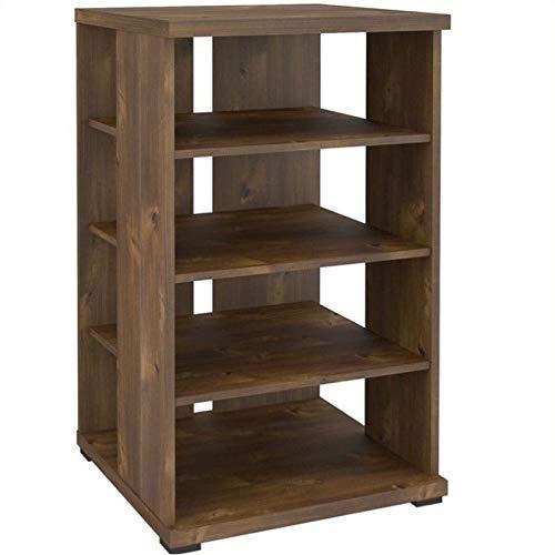 """Pemberly Row 32"""" Tall 4 Shelf Au..."""