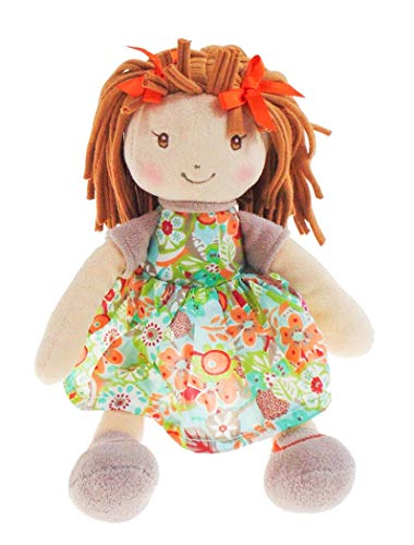 Bonikka 6600-6 Piccola Libby Lu Bambola in Stoffa 25 cm