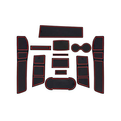 CDEFG para Seat Leon Cupra 5F Coche Accesorios