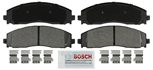 Bosch BSD1691 Severe Duty 1691 Severe Duty Disc Brake Pad