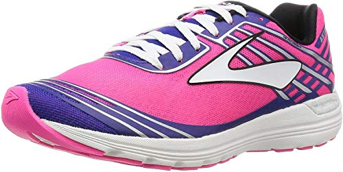 Brooks Asteria, Zapatos para Correr para Mujer, Rosa (Knockoutpink/Clematis/Black), 38.5 EU