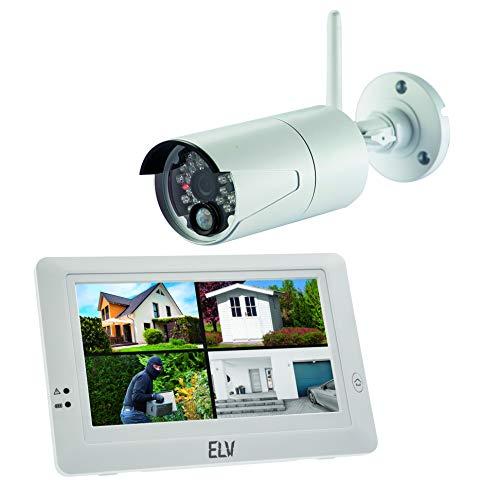 ELV Funk-Kamerasystem KS200 HD, 720p, mit App-Zugriff (iOS & Android)