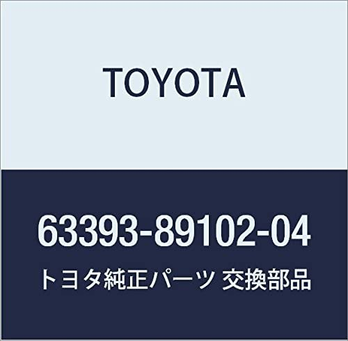 TOYOTA Genuine Cash special price 63393-89102-04 Limited time trial price Roof Trim Headlining