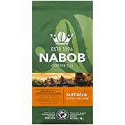 Nabob Sumatra Ground Coffee, 300g