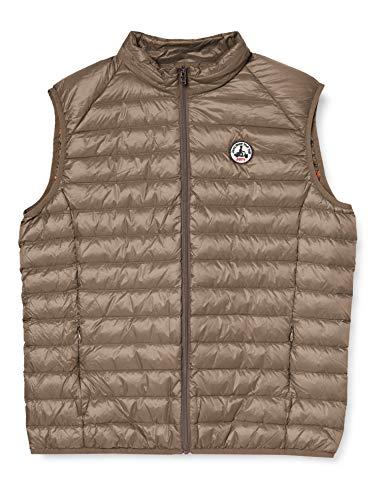 JOTT TOM Down Jacket Vest, Beige, M para Hombre