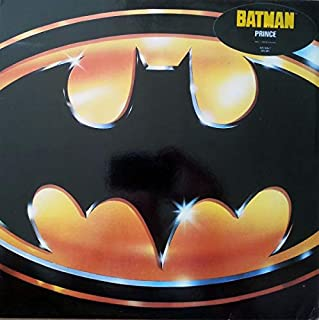 Prince - Batman(TM) (Motion Picture Soundtrack) - Warner Bros. Records - 9 25936-1, Warner Bros. Records - WX 281