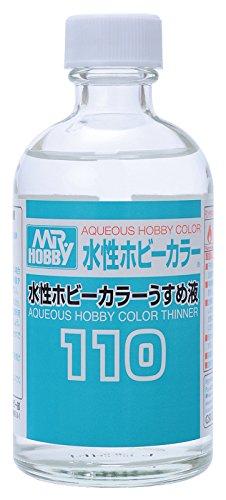 水性ホビーカラーうすめ液 110ml T110