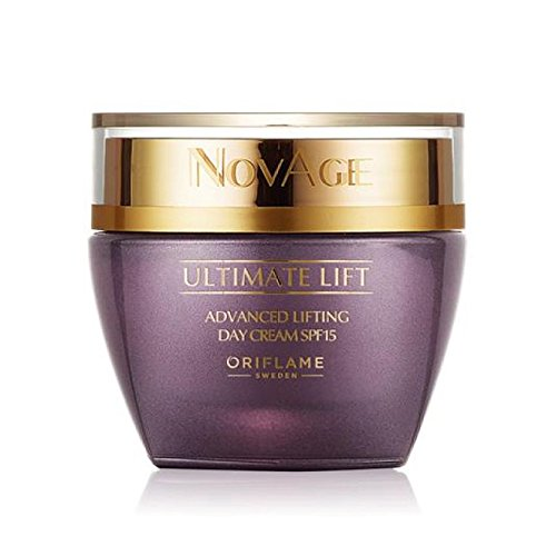 NovAge Ultimate Lift Advanced Lifting Day Cream SPF15 by Oriflame