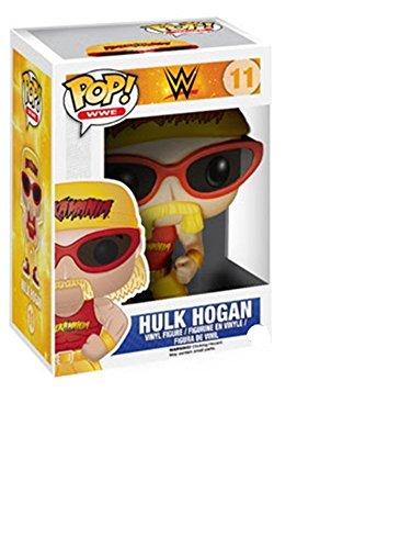 Funko Pop!- Figura de Vinilo Hulk Hogan (3922)