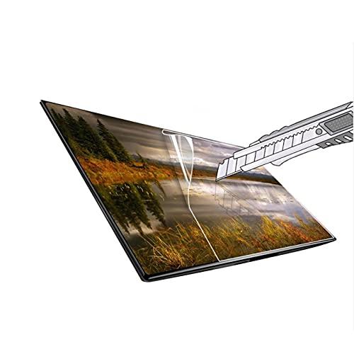 LSSB Protector De Pantalla De TV Anti-luz Azul, 27-70 Pulgadas HD/Mate Monitor LCD LED Protectores De Pantalla Anti Reflejante/Anti-radiación/Película Antiarañazos, Personalizable