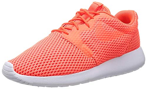Nike Roshe One Hyperfuse Br, Chaussures de Running Entrainement Homme, Rouge (Total Crimson/White), 45 EU