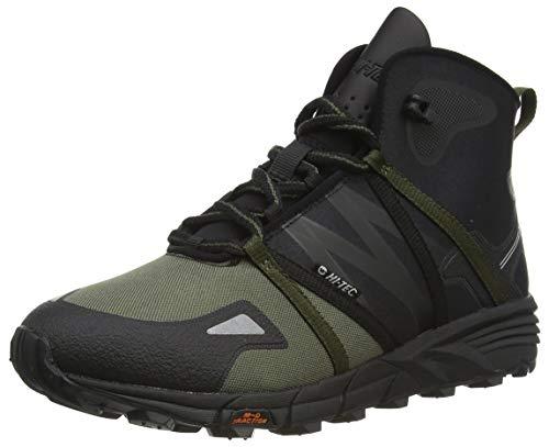 Hi-Tec Herren V-LITE Shift I+ Walking-Schuh, Olive Night Black, 46 EU