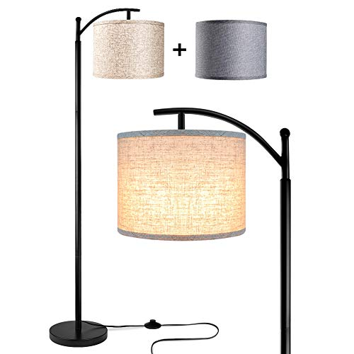 Rottogoon Floor Lamp for Living Room