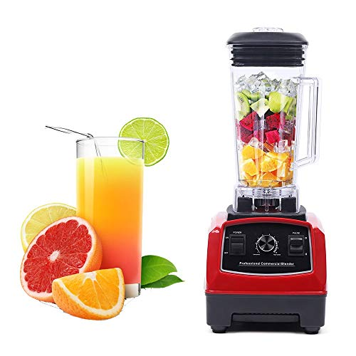 WINUS 2L 1500W Commercial Blender Mixer, TM-767/ YL-010 Juicer Power Food Processor Smoothie Bar Fruit Smart Blender Mixer Juicer Processor Machine (YL-010)