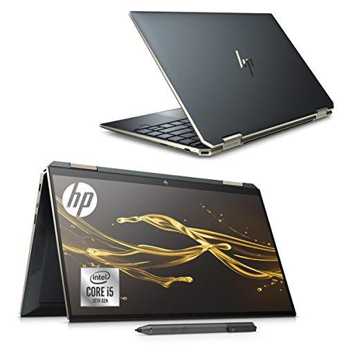 HP ノートパソコン HP Spectre x360 13 インテルCore i5 8GB/256GB SSD 13.3インチ フルHD タッチパネルディスプレイ アクティブペン標準添付 WPS Office付き ポセイドンブルー(型番:8WE34PA-AAAA)