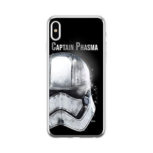 Ert Group SWPCSTOR3004 Star Wars Cubierta del Teléfono Móvil, Stormtrooper 010, iPhone X/XS
