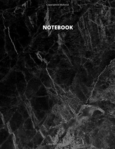 NOTEBOOK: Lined Notebook Journal - texture