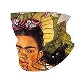zsxaaasdf Frida-Kahlo Halsmanschette Atmungsaktives Fischen
