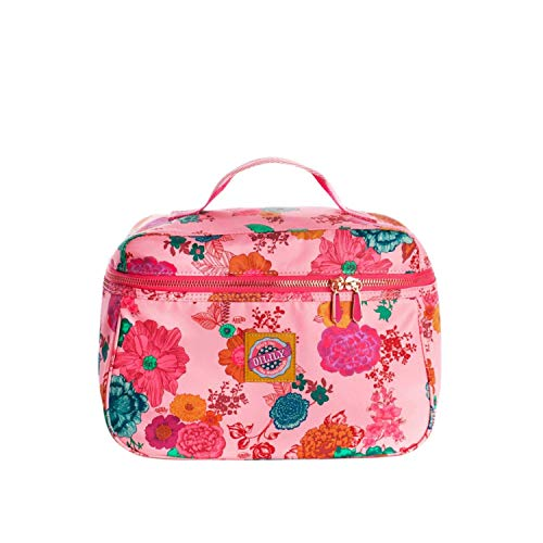 Oilily Color Splash L Beauty Case Camellia Rose