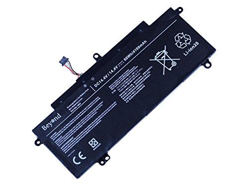 BEYOND Laptop Akku für Toshiba PA5149U-1BRS, Toshiba Tecra Z40, Tecra Z50 Z50-A Z50-A-11H Series, 4INP7/60/80, (02) 1588-5898. [14.4V 4100mAh, 12 Monate Herstellergarantie]