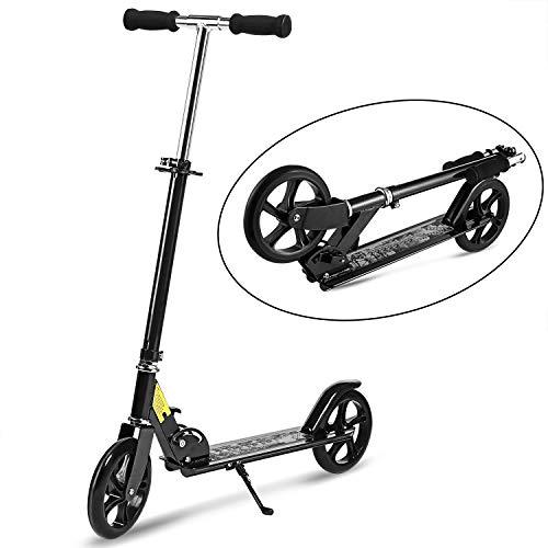 WeSkate Black Travel Scooter