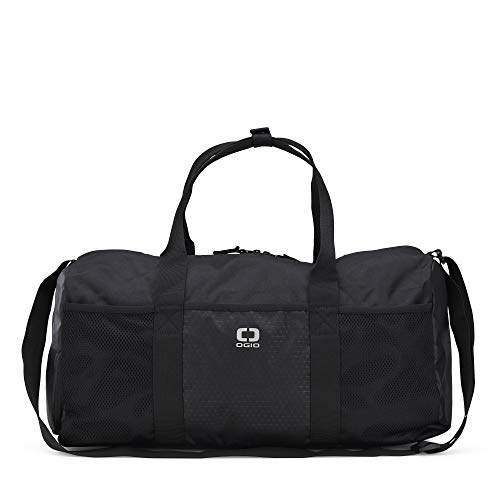 OGIO AERO 20 DUFFEL Bag, Black, ONE SIZE