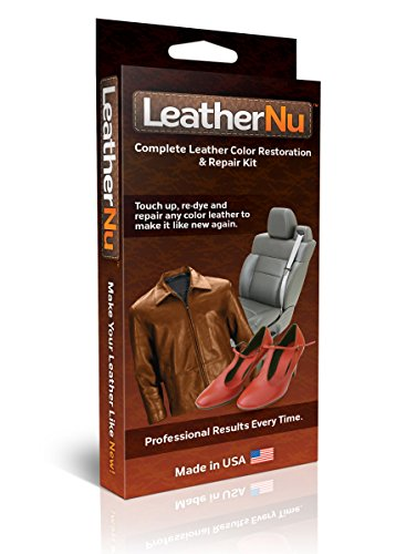 LeatherNu Complete Leather Color Restoration &...
