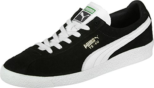 Puma Unisex TE-KU Prime Sneaker, Schwarz Black White 1, 44.5 EU