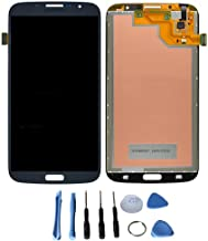 LCD display Touch Screen Digitizer for Samsung Galaxy Mega 6.3 i9200 i9205 i527 Blue with free tools