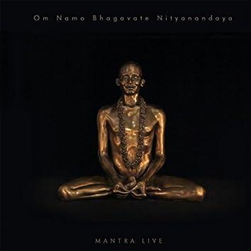 Om Namo Bhagavate Nityanandaya