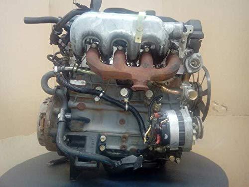 Motor komplett F Ducato offene Box 2,8...