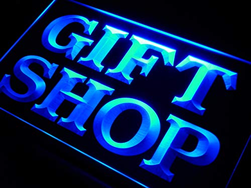 ADV PRO Enseigne Lumineuse j889-b Gift Shop Display Neon Light Sign