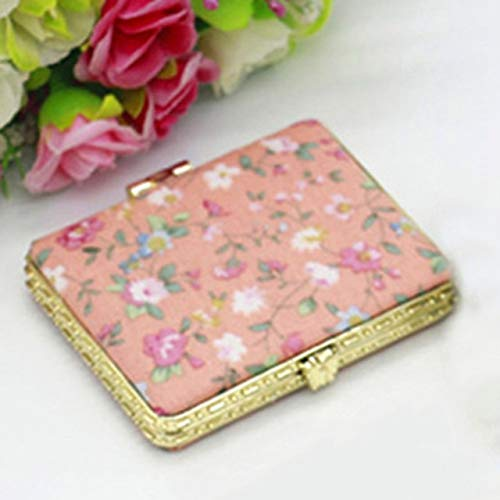 1 Piece Mini Makeup Compact Pocket Mirror OR4