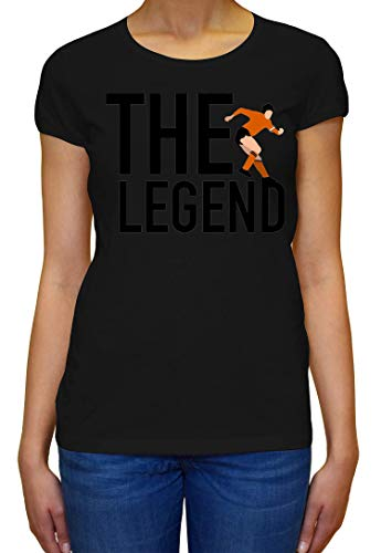 ShutUp The Legend T-shirt voor dames - - XX-Large