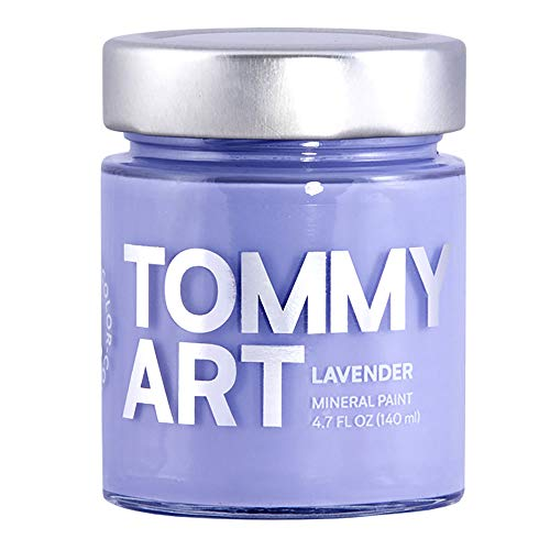 Tommy Art Chalk Paint, Lavender, 140ml Jar (SH560-140)