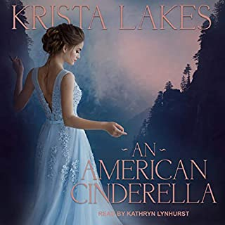 An American Cinderella audiobook cover art