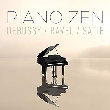Piano Zen - Debussy, Ravel, Satie