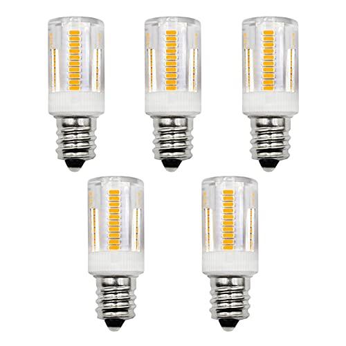 LED E14 2,5W, sustituye a 20W 28W 30W, bombilla halógena pequeña, rosca...