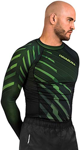 Hayabusa rash guard bjj