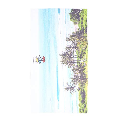 Rip Curl Toalla de playa para hombre, plegable, talla única, multicolor