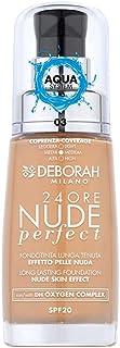 Deborah Milano 24Ore Nude Perfect Foundation, 03 Sand