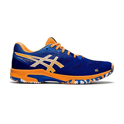 ASICS Padel Lima FF, Zapatillas de Running Hombre, Monaco Blue Orange Pop, 42 EU