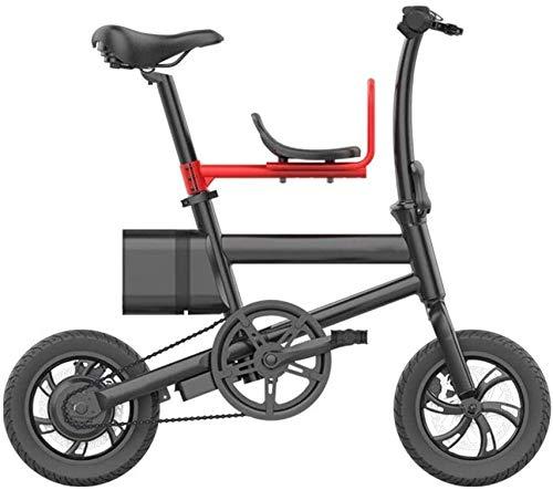ZXZ Fahrrad-Kindersitz for Kinder Elektro-Fahrrad-vorderen Stuhl Baby-Sattelkissenträgers Sport Sicherheit Stable mit Armlehne for Kinder 2-7 Jahre alt Can 50 Kg tragen (für 1.33in Sattelrohr) 621