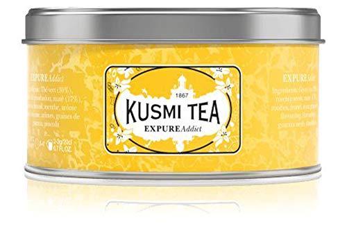 (KUSMI TEA) クスミティー エクスピュア アディクト 125g缶 [正規輸入品]