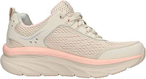 Skechers D'lux Walker, Zapatillas para Mujer