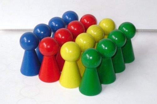 16 Figurenkegel , Spielfigur